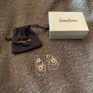IPPOLITA Silver earrings